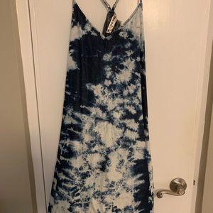 Mimi Chica Tie Dye Dress M